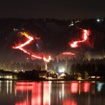 New Year's Eve Celebrations In the Big Bear Valley