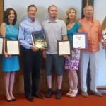 KBHR Radio & Outdoor Receives The Big Bear Chamber of Commerce Summit Award