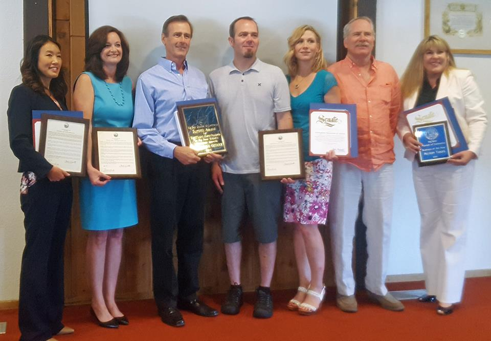 KBHR Radio & Outdoor Receives The Big Bear Chamber of Commerce Summit Award