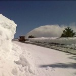 Avalanche Snow Removal Continues on Highway 18; Road Closed Until at Least Friday