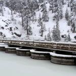 First Steps Toward Construction of New Dam Bridge Begin February 9