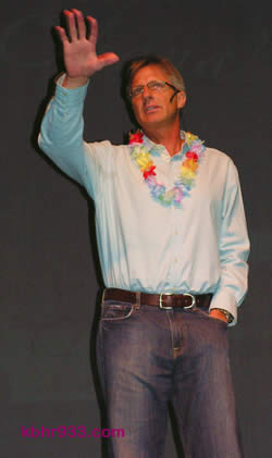 "Speaker Tyler Durman told the crowd at the PAC, ""I feel a part of your Ohana."""