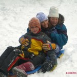 """Snow Day"" for Big Bear Schools Today – 2/9/09"