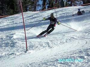 Nicolo Monforte of Squaw Valley