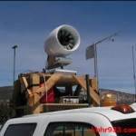 New Boeing Turbo Engine Getting a Test Run at Big Bear City Airport Today