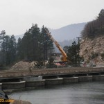 Crews Successfully Complete First Blast in Big Bear Bridge Construction Project; Motorists Can Expect Weekday Flagging in Dam Area