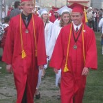 Big Bear High School's Class of 2009 Celebrated in Thursday's Commencement Ceremony, the 80th for BVUSD