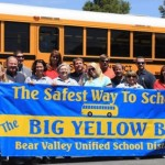 Bear Valley Unified School District Students Return to School