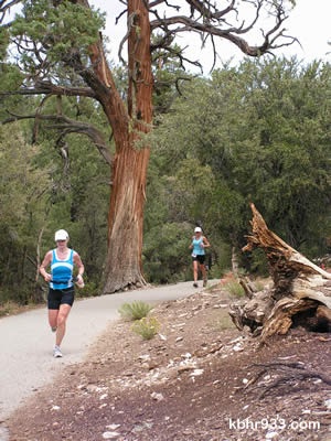 """This year's Multisport included a 9K run, 20K ride, 4K run and the """"ropes of pain."""""""