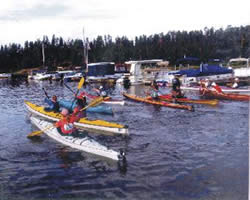 The Big Bear Paddlefest will this year be a weekend-long event on Grout Bay.