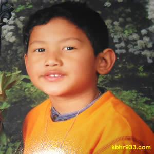 Kushan Bhandari lost his life crossing Big Bear Boulevard, after playing at the lake with his mother and brother Kushal.