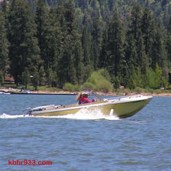 Enjoy safe boating on Big Bear Lake, and don't forget the life jackets!