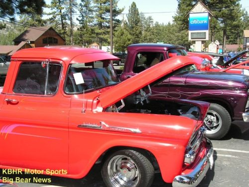 Antique Car Club Fun Run Car Show This Weekend