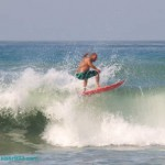 Erickson, Karrer, Moore and Huxman Ride to Top Honors in Big Bear Surf Club's Surf Contest in San Onofre