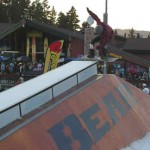 Bear Mountain Rider Scott Vine Takes First–and $7,500–in Hot Dawgz and Hand Rails
