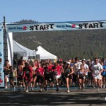 Over 1,200 Participate in Saturday's Run the Bear Events; First-Place Finishes for Tony Torres, and Locals Nick Comiskey and Jonathan Stiles