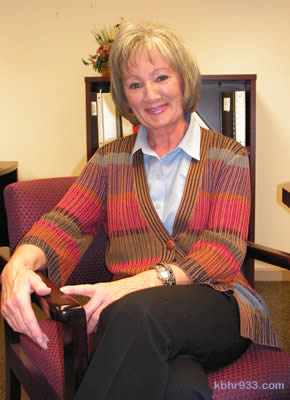 "Dr,. Nancy Wright says she is ""thrilled"" to be in the mountains; she joins BVUSD on October 19."