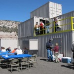 The Big Bear City Fire Department hosted a luncheon on Tuesday to celebrate the grand opening of their Paradise Training Facility, in which local fire agencies practice rescue and fire operations.