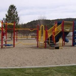 Playtime! New Playground Equipment Installed at Erwin Lake Park