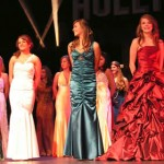Seventeen-Year-Old Caroline Forry Crowned Miss Big Bear on a Court That Includes Elaine Flores, Ashley Rolston, Dreama DePaiva and Michelle Ritenour