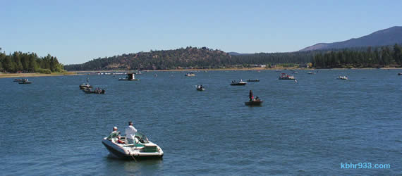 About 1,000 fishermen braved this weekend's cool temps to participate in the annual Troutfest.