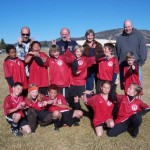 Under-10 Soccer Team Takin' Care of Business Enjoys Undefeated Season