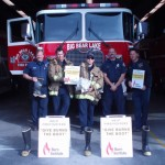 Give Burns the Boot: Local Firefighters Raise Funds for Burn Victims and Camp Beyond the Scars