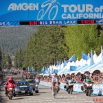 Amgen Tour of California Interested in Big Bear Lake Return