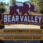 Bear Valley Unified Schools Early Release Today