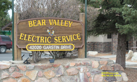Bear Valley Electric Service Planned Outage Notification