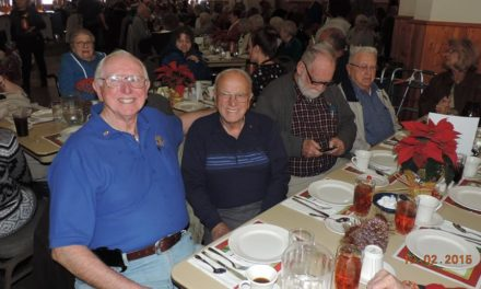 Rotary Club Hosts 28th Annual Senior Holiday Dinner