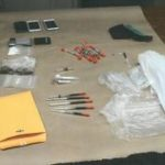 A Search Warrant Leads to Four Narcotics-Related Arrests