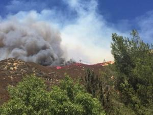 Blue Cut Fire – Incident Commanders Ask For Public's Help