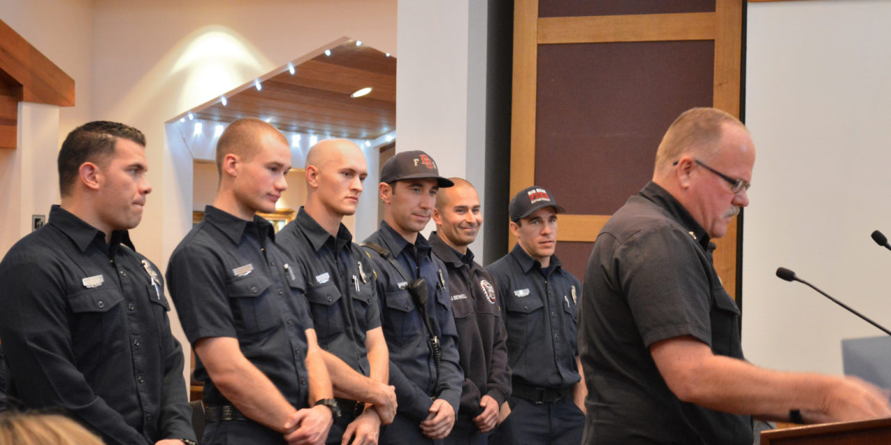 Annual Fitness Testing Ranks Big Bear Firefighters at the Top For Fifth Straight Year