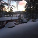 Record January Snowfall