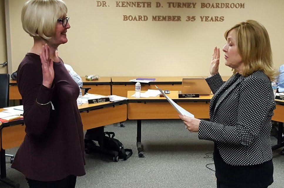 BVUSD Appoints New Board Member