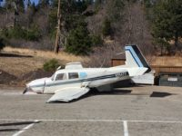 Small Aircraft Crashes at Santa's Village
