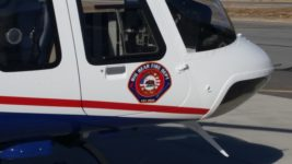 Big Bear Fire and Mercy Air Announce Partnership