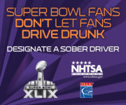 Fans Don't Let Fans Drive Drunk