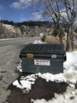 CalTrans and County Supervisors Partner to Help Visitors Keep Mountains Clean