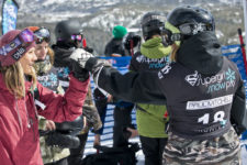 Toyota Supergirl Snow Pro Comes to Big Bear