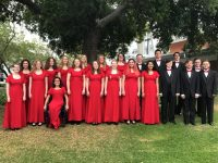 Big Bear High School Concert Choir Wins Coveted Award