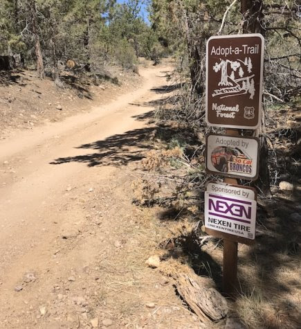 Nexen Tire America 'Adopts' 13 Big Bear Trails