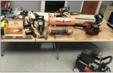 Traffic Stop Leads to Recovery of Numerous Items of Stolen Property