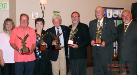 Rotary Club's Eagles of Excellence Awards
