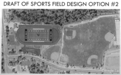 School Board Discusses New Football and Track Stadium
