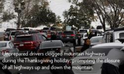 Mountain Visitors Urged to Prepare
