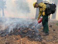 Start of Big Bear Lake Prescribed Burns Possible Today