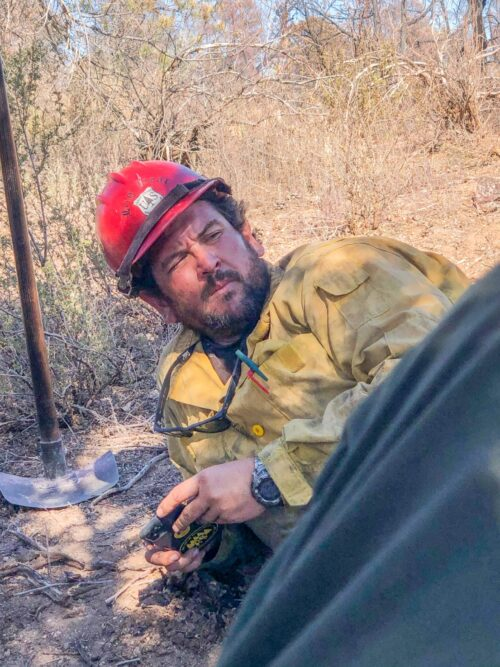 Loss of Big Bear Interagency Hotshot