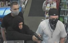 Deputies Seeking The Public's Help To Identify Three Outstanding Suspects From An Armed Robbery